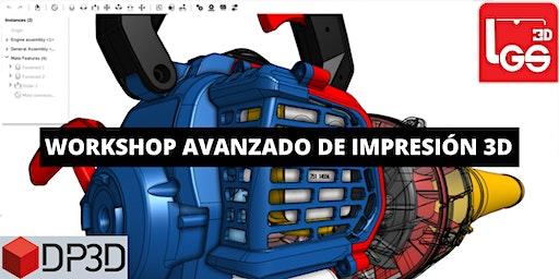 Workshop Avanzado de impresión 3D