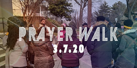 Prayer Walk tickets