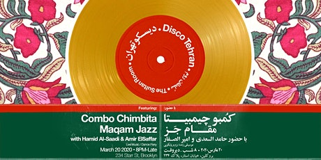 Disco Tehran - Nowruz Party tickets