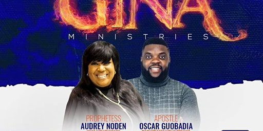 GINA MINISTRIES LAUNCH IT'S TIME TO BIRTH YOUR VISION