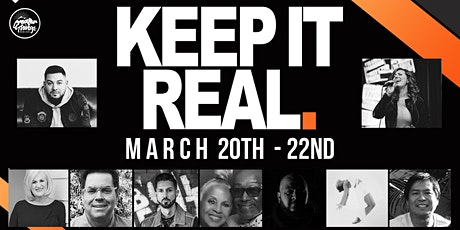 Keep It Real 2020 Christan Leadership Conference tickets
