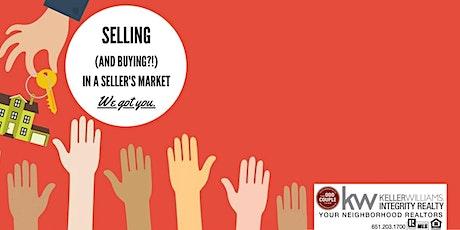 Free Home Seller/Buyer Workshop tickets