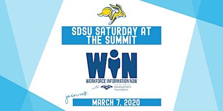 SDSU Saturday at the Summit tickets