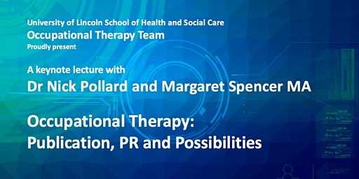 Occupational Therapy: Publication, PR and Possibilities