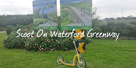 Scoot On Waterford Greenway tickets