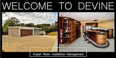 DEVINE SURREY - Expert Resin Installation Management tickets