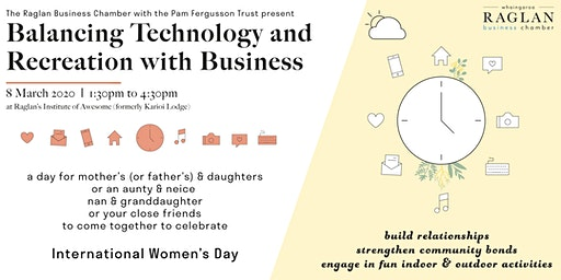 International Women's Day in Raglan