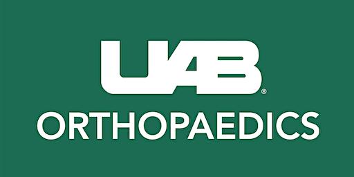 UAB Orthopaedic Surgery Alumni Reception - AAOS 2020