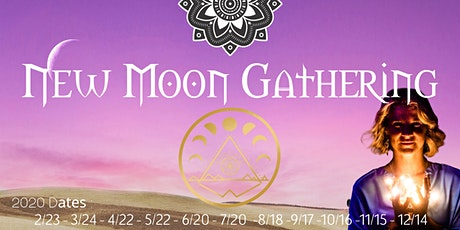 New Moon Gathering - St Pete tickets