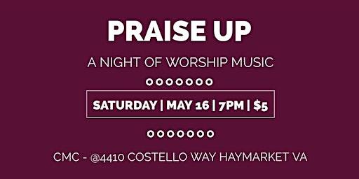 Praise Up - A Night of Worship Music