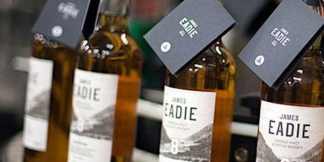 James Eadie Single Malt Whisky Tasting tickets