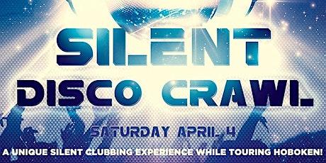 Silent Disco Pub Crawl Hoboken tickets