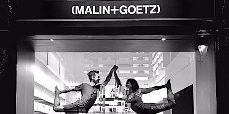 Malin + Goetz, an evening of yoga and facials  tickets