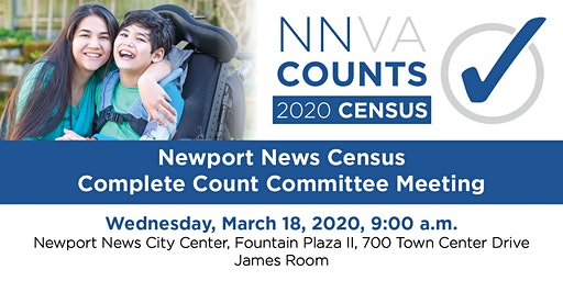 Census Complete Count Committee Meeting