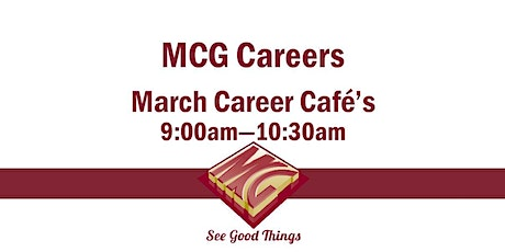 Career Cafe - Multi-Generational Workforce tickets