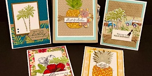 Stampin' Up! Card Making Class