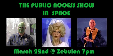 Public Access in Space tickets