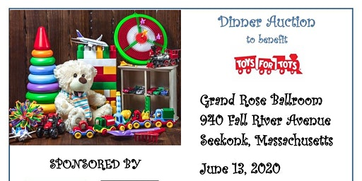 Toys for Tots Dinner and Auction