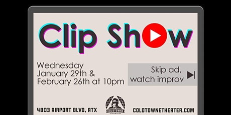 Clip Show tickets