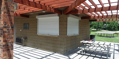 Shelter Overhang at Cody Park - Dates in July through September tickets