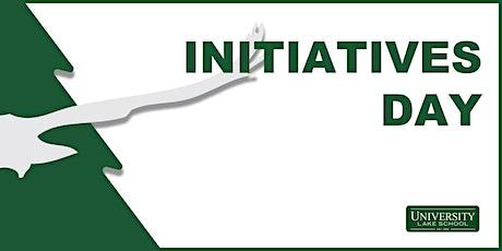 University Lake School - Initiatives Day tickets
