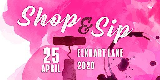 4th Annual  Shop & Sip Elkhart Lake