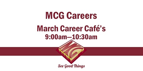 """Career Cafe - How Powerful is Your """"Pitch""""? tickets"""