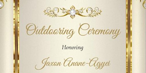 Jaxon's Naming Ceremony