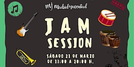 Jam Session entradas