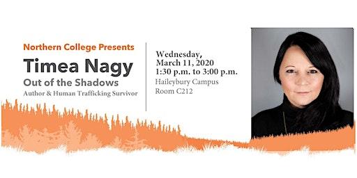 Northern College presents: Timea Nagy