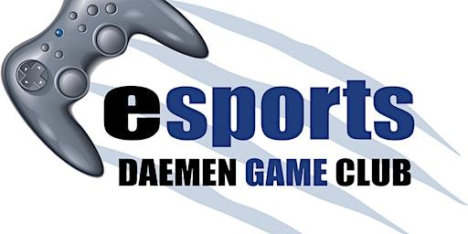 eSports Camp @ Daemen