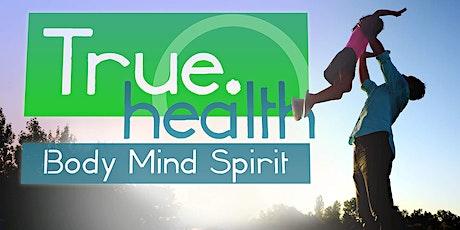 Nurture and Balance Your Mind Body Spirit & Improve your  LIFE tickets