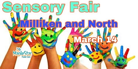 Free Sensory Fair Milliken and North tickets