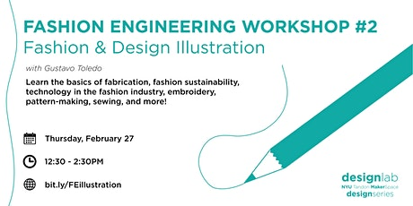 Fashion Engineering: Fashion & Design Illustration tickets
