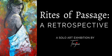 Rites of Passage: A Retrospective tickets