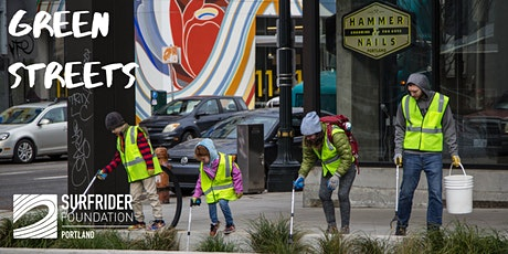 Green Streets Clean Up at Wayfinder Beer tickets