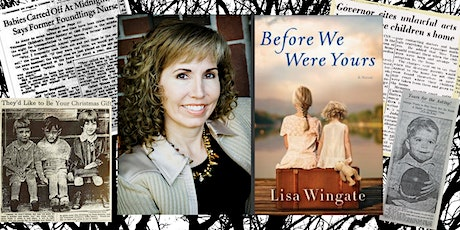 Friends Reception - with Lisa Wingate tickets
