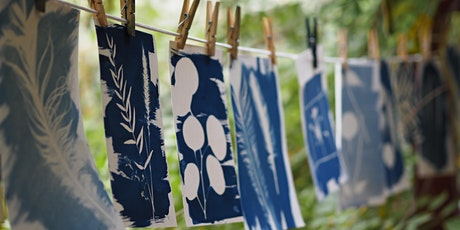 Cyanotype Printing with Crave Workshops at FlowerSchool LA tickets