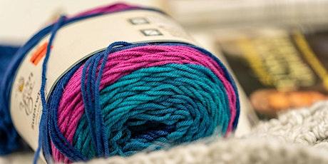 Beginner Crochet #2 w/Debi tickets