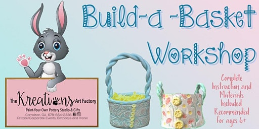 Build-a-Basket in Clay