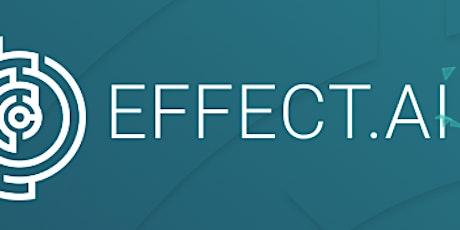 Effect.ai Meetup tickets