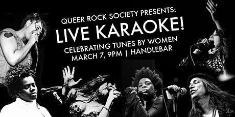 Queer Rock Society: Live Karaoke tickets