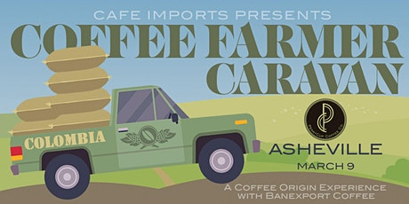 Coffee Farmer Caravan tickets