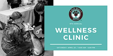 9th Annual Wellness Clinic tickets