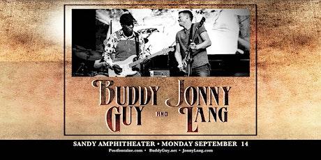 Buddy Guy & Jonny Lang tickets