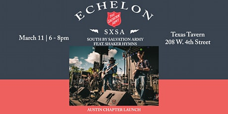 Echelon presents: South by Salvation Army tickets