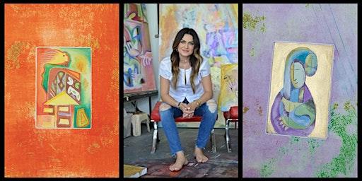 Meet Artist Alexandra Nechita