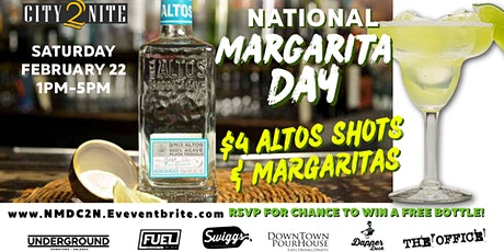 City2Nite National Margarita Day Downtown Orlando Party tickets
