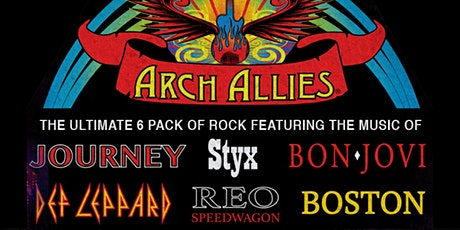 CANCELLED: Arch Allies tickets