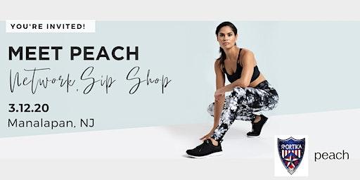 Meet Peach Sip + Shop  | Manalapan, NJ
